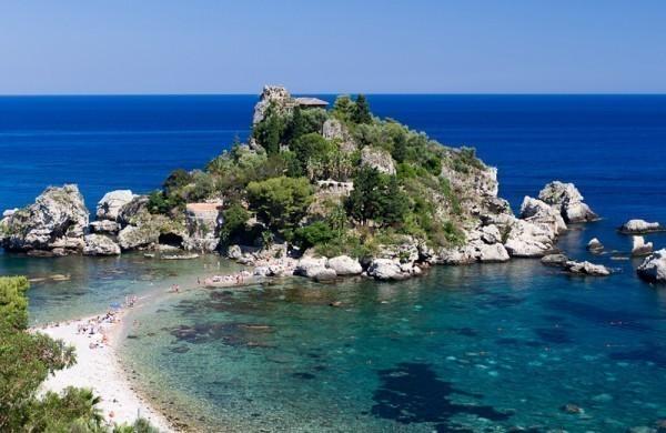 Isola Bella di Taormina