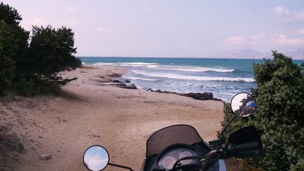 Polemi Golden beach