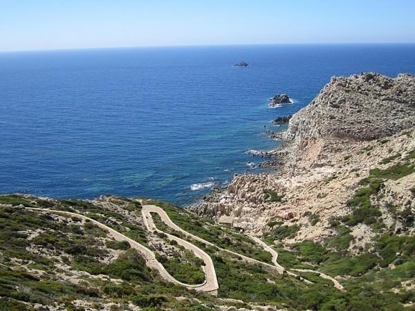 Capo Sandalo