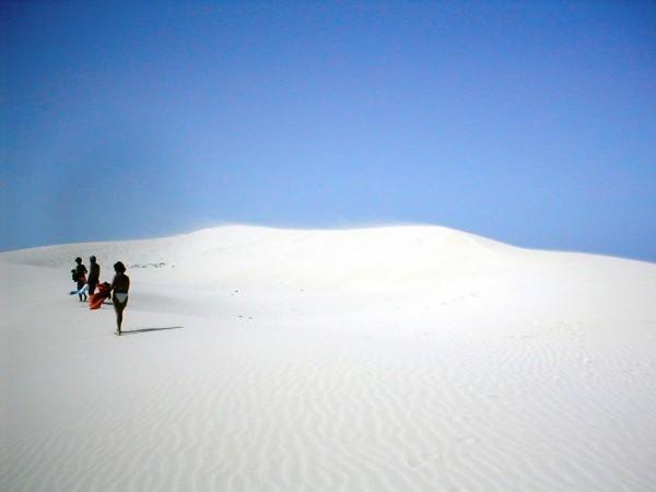 Le Dune - Sabbie Bianche