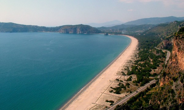 Spiagge del Mingardo