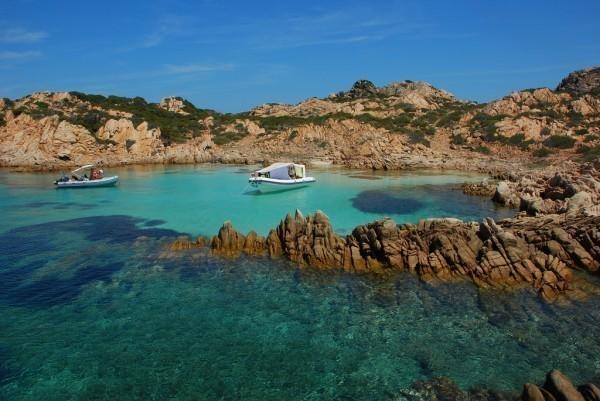 Spiagge dell'Isola di Santa Maria