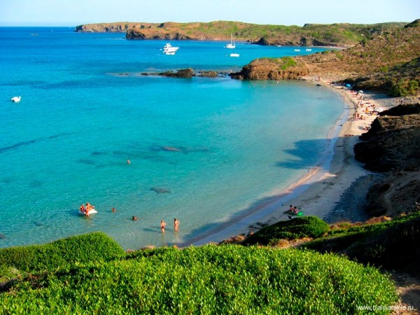 Playa de Capifort