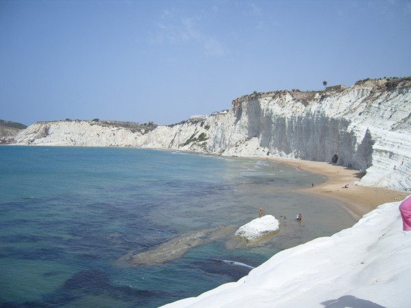 Spiagge Punta Bianca - Monte Grande di Agrigento